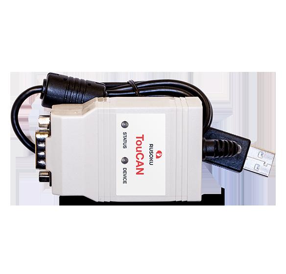 TouCAN | Rusoku Technologies